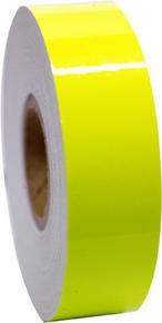 Nastro giallo fluo