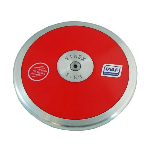 DISCO IN PLASTICA HI-SPIN KG.1 IAAF Vinex