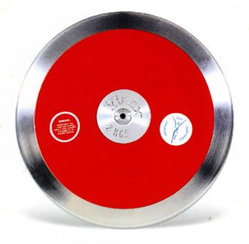 DISCO IN PLASTICA HI-SPIN KG.1,500 IAAF Vinex