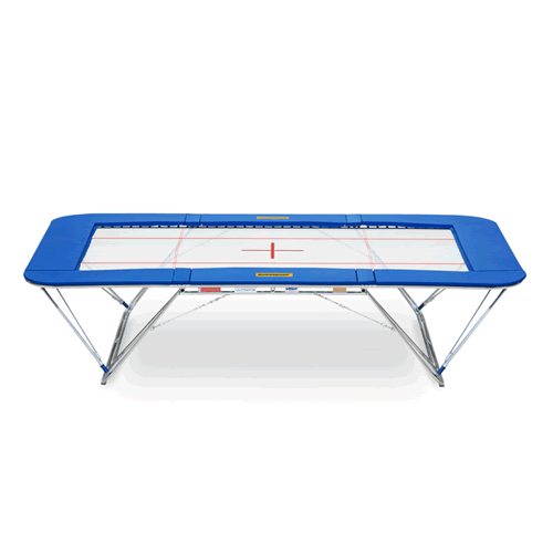 EUROTRAMP ULTIMATE 5X4 FIG ROLLER STAND LIFTING