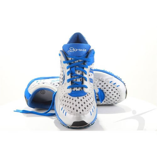SCARPA RUNNING GRIGIA/BLU DO-WIN